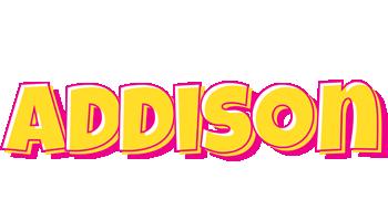 Addison kaboom logo