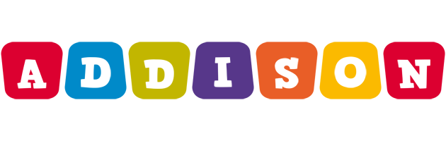Addison kiddo logo