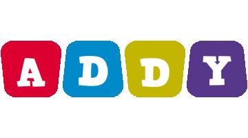 Addy daycare logo