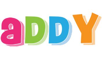 Addy friday logo