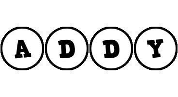 Addy handy logo