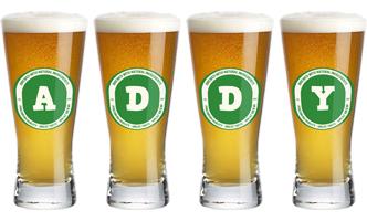 Addy lager logo