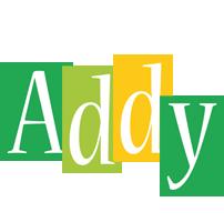 Addy lemonade logo
