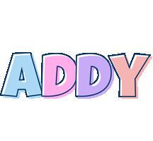 Addy pastel logo