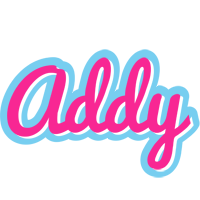 Addy popstar logo