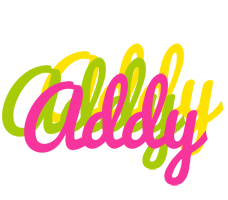 Addy sweets logo