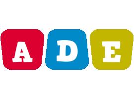 Ade kiddo logo