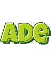Ade summer logo