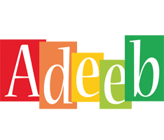 Adeeb colors logo