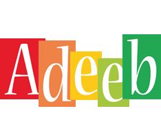 Adeeb colors logo