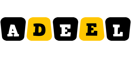 Adeel boots logo