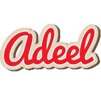 Adeel chocolate logo