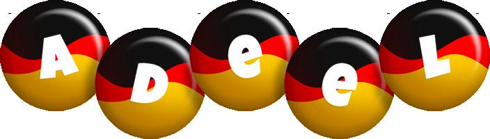 Adeel german logo