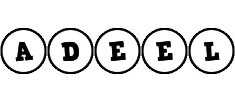 Adeel handy logo