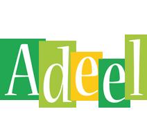Adeel lemonade logo