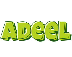 Adeel summer logo