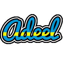 Adeel sweden logo
