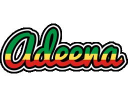 Adeena african logo