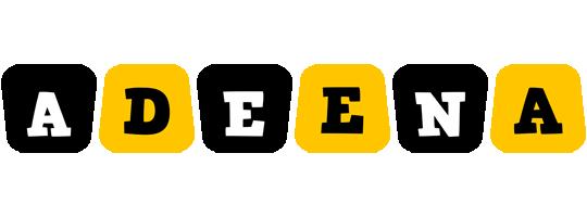 Adeena boots logo