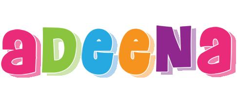 Adeena friday logo