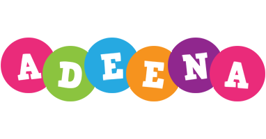 Adeena friends logo