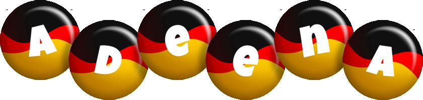 Adeena german logo