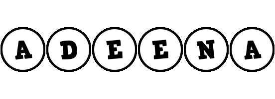 Adeena handy logo