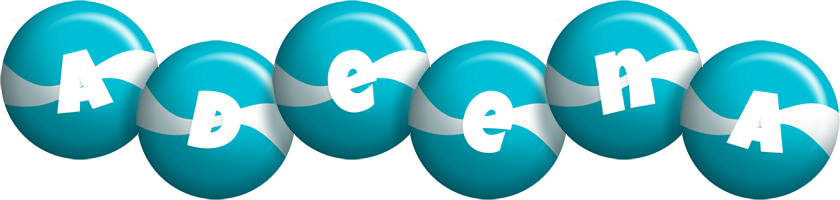 Adeena messi logo