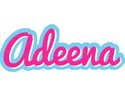 Adeena popstar logo