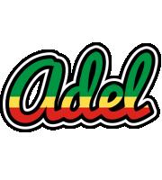 Adel african logo