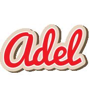 Adel chocolate logo