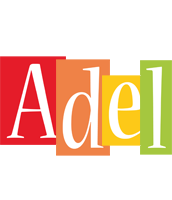Adel colors logo