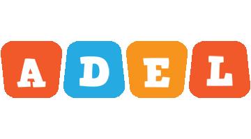 Adel comics logo