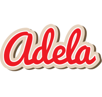 Adela chocolate logo
