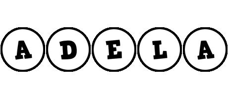 Adela handy logo