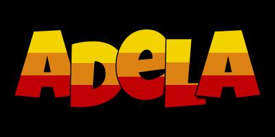 Adela jungle logo