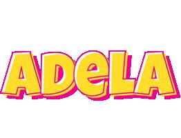 Adela kaboom logo