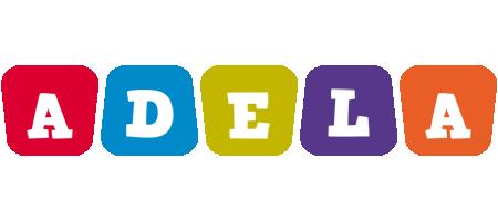 Adela kiddo logo