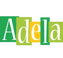 Adela lemonade logo