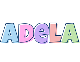 Adela pastel logo