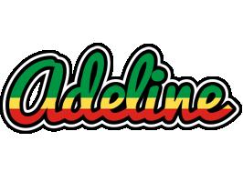 Adeline african logo