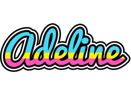 Adeline circus logo
