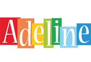 Adeline colors logo