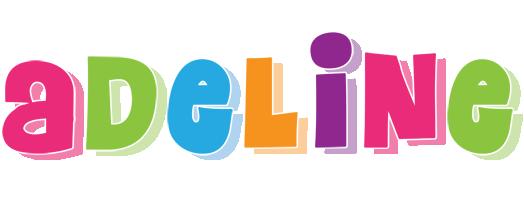 Adeline friday logo