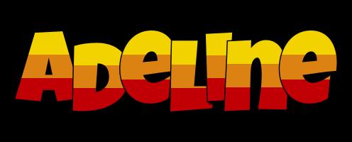 Adeline jungle logo