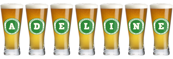 Adeline lager logo