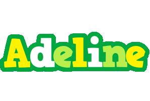 Adeline soccer logo