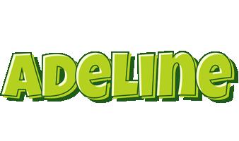 Adeline summer logo