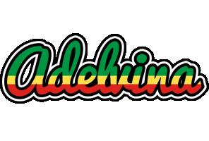 Adelvina african logo