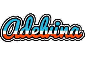 Adelvina america logo